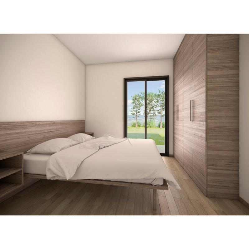kit 100 bois studio de jardin de 18 m habitable. Black Bedroom Furniture Sets. Home Design Ideas